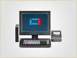 Купить pos-терминал АТОЛ Ритейл Mini будет выгодно предприятиям с небольшой торговой проходимостью.