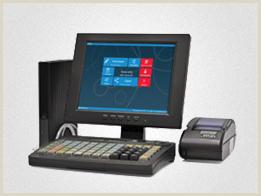 Pos-терминал АТОЛ Ритейл 54 Smart предназначен для полной автоматизации магазинов с небольшой проходимостью.