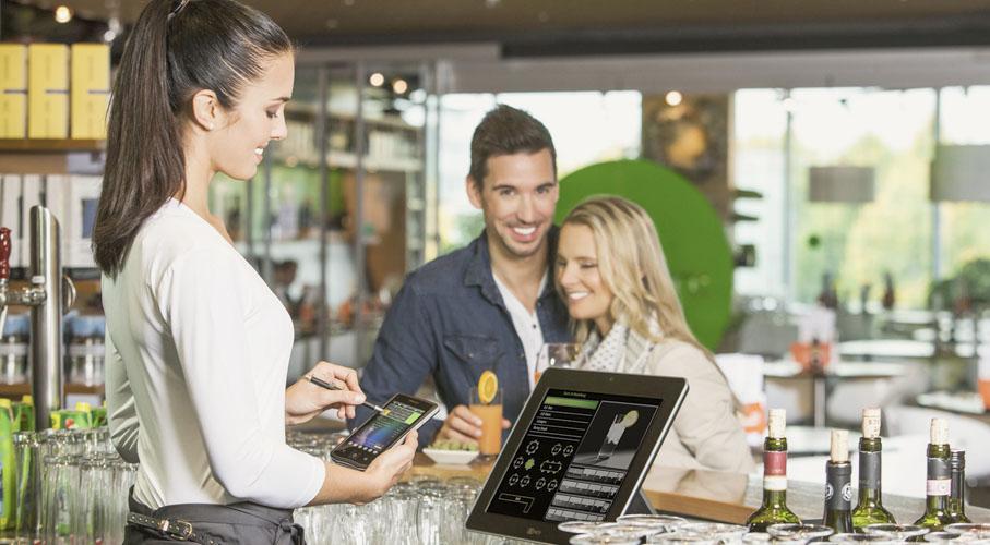 Автоматизации объектов общественного питания - применение современного оборудования Фронт Офис