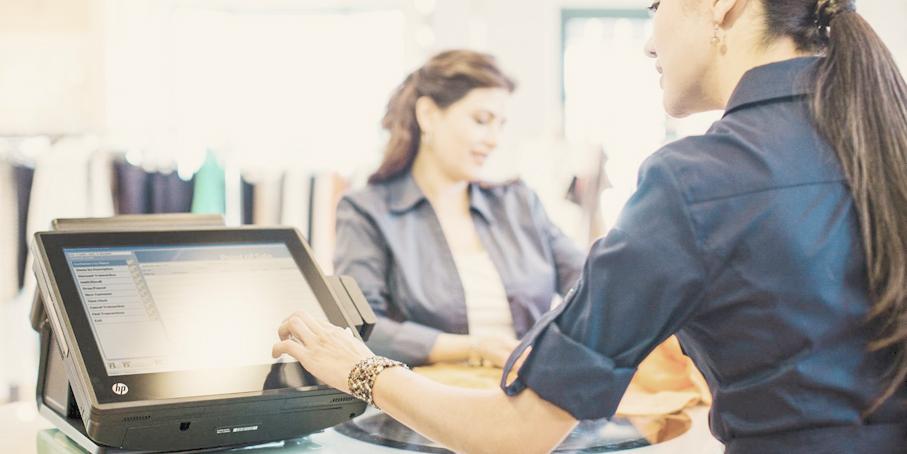 Автоматизация розничной торговли промышленными товарами, бутиков и магазинов эксклюзивной одежды, в первую очередь ориентировано на повышение удобства обслуживания клиента, развития систем лояльности клиентов