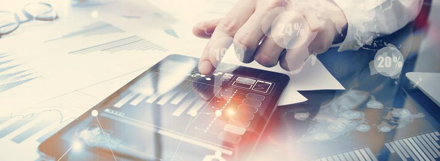 Автоматизация позволяет легко и удобно управлять своим бизнесом даже с планшета из любой точки планеты