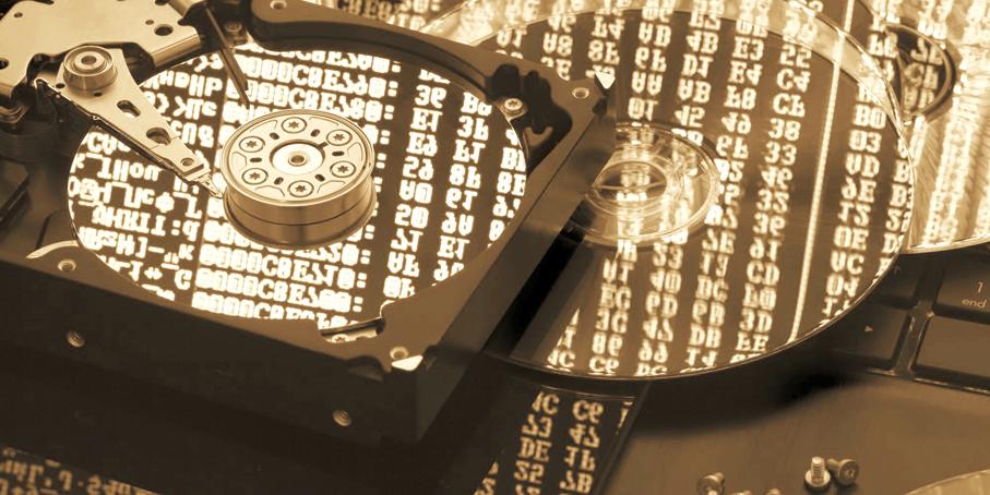 Жесткий диск с не защищенной информацией зашифрован вирусом