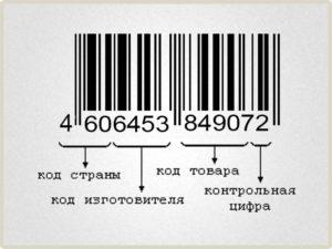 Расшифровать штрих код EAN 13 можно и в случае отсутствия напечатанных чисел кодировки. Для этого штрих код необходимо считать в какую либо программу подключив его к компьютеру. Например в стандартный блокнот. И вы получите тот же состав штрих кода.