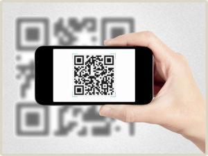 Также считать и распознать штрих код можно обычным сотовым телефоном с установленным приложением распознавания штрих кода