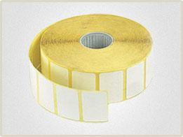 Термоэтикетка формата 29 х 20 мм с намоткой 2000 наклеек в ролике