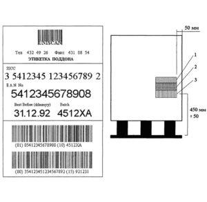 Применение принтера этикеток при автоматизации склада, позволяет маркировать не только товары, но и места хранения, дополнительную информацию о сроках годности, перемещениях, подготовке к отгрузке, адресах и ячейках