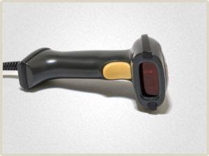 Модель сканера штрих кода отличается удобством. Кроме того, сканер штрих кода АТОЛ SB 1101/1101 Plus совместим с большей частью контрльно-кассовой техники.