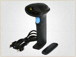 Данный сканер штрих кода предназначен для распознавания линейного штрих кода.