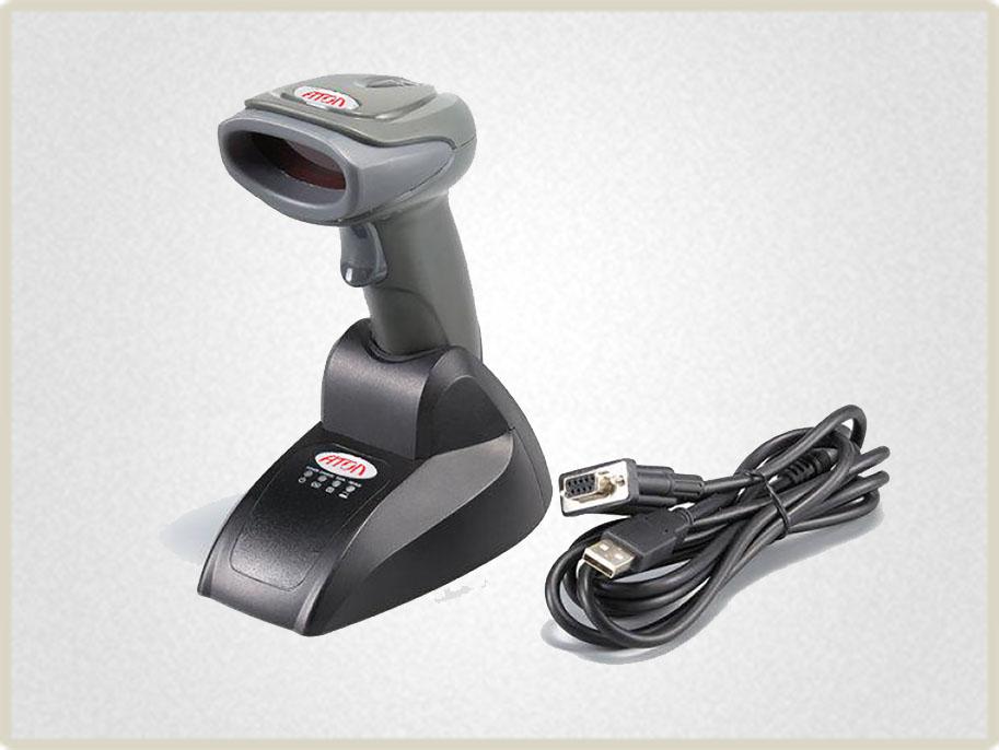 Сканер штрих кода для распознавания линейных штрих кодов АТОЛ SB 2105 станет отличным решением для предприятий без особых затрат на автоматизацию магазина.