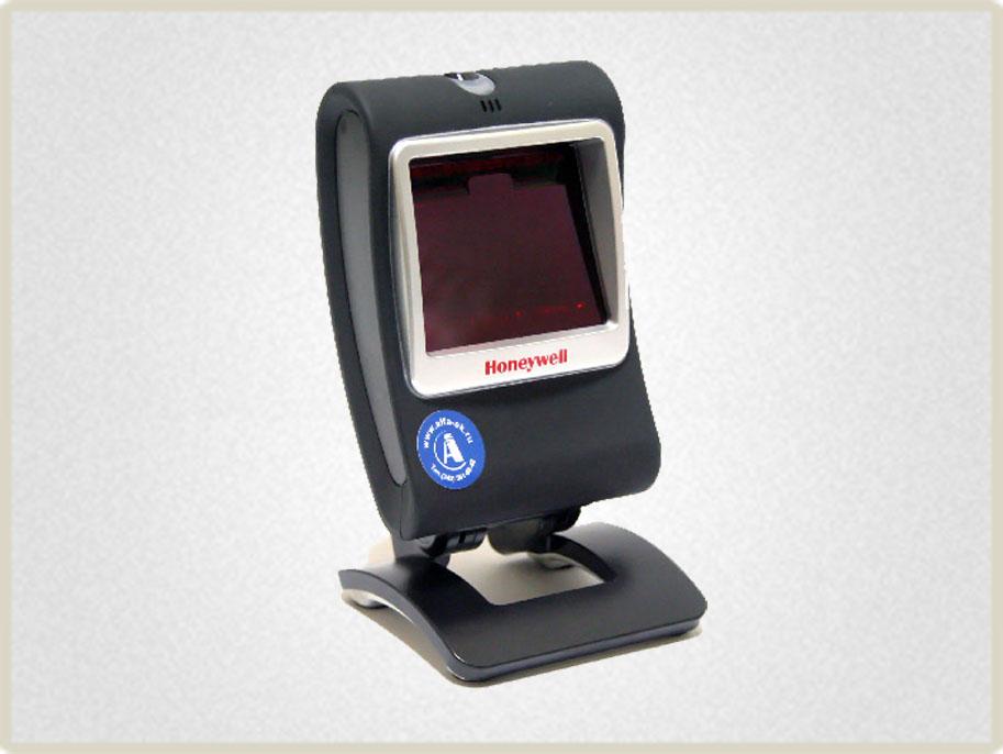 Сканер штрих кода Honeywell Genesis MS7580 обладает широким функционалом, включающим в себя распознавание до 7 штрих кодов одновременно и декодирования во время движения.