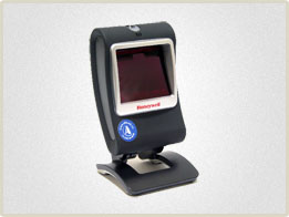 Настольный сканер штрих кода. Позволяет распознавать любой тип штрих кода.