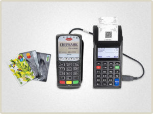 Ньюджеры имеют возможность подключения к банковскому терминалу, весам, сканеру штрих кода.