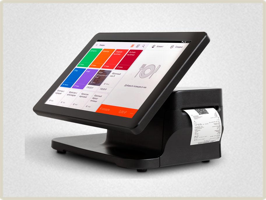 Автономная онлайн касса АТОЛ SIGMA 10 - смарт-терминал с самым большим экраном, интуитивно-понятный интерфейс упростит работу. Купить смарт-терминал АТОЛ сигма 10 будет выгодно большим торговым точкам с высокой проходимостью.