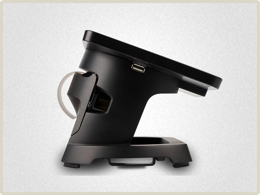 Автономная онлайн касса АТОЛ сигма 8 имеет 5 USB выходов. К смарт-терминалу можно подключить любое необходимое периферийное оборудование.