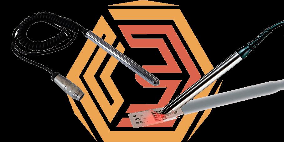 Перьевые сканеры наиболее бюджетные, легкие в использовании и компактные.