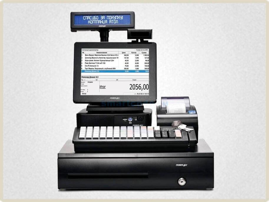 Pos-терминалы ForPOSt созданы для полноценной автоматизации магазина любого направления.