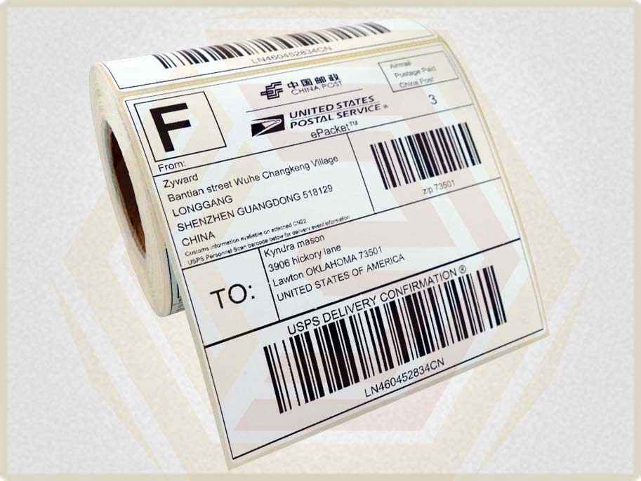 Принтеры этикеток применяются в аэропортах для маркировки багажа