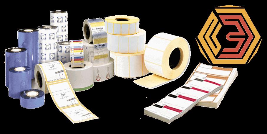 Термоэтикетка бывает очень разная. Речь не только о ее размере или длине намотки рулонов этикет ленты, но и в ее технических характеристиках - защитных слоях, матовости, способе нанесения изображения, долговечности хранения. Все эти параметры определяют требования к используемой термоэтикетке