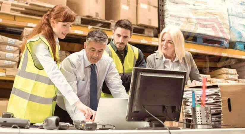 """Программа """"1С:Управление торговлей 8"""" предоставляет широкие возможности для управления складским учетом. Автоматизируется адресное и справочное хранение запасов, внутреннее перемещение и потребление запасов, подготовки, сборки и разборки, ревизионные операции, посерийный учет, автоматические расчеты заказов для поддержания необходимых складских запасов. С новым инструментом работа вашего торгового предпрития выйдет на новый уровень."""