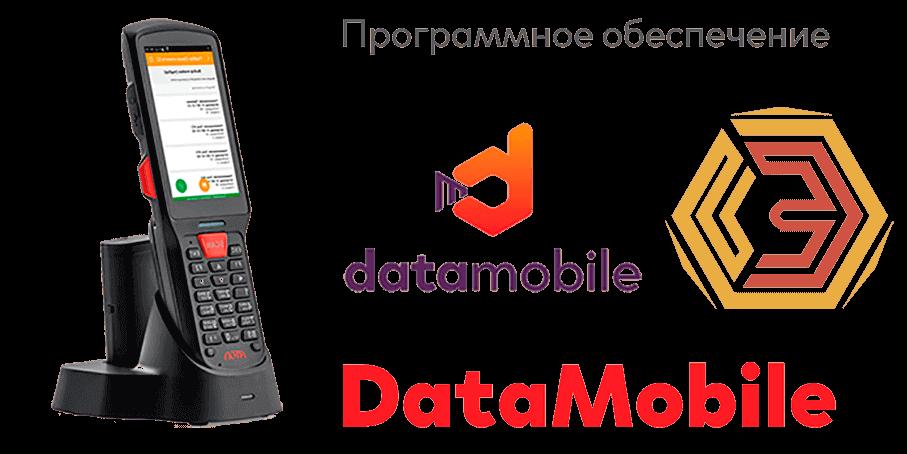 Datamobile - программное обеспечение для мобильной автоматизации бизнеса.
