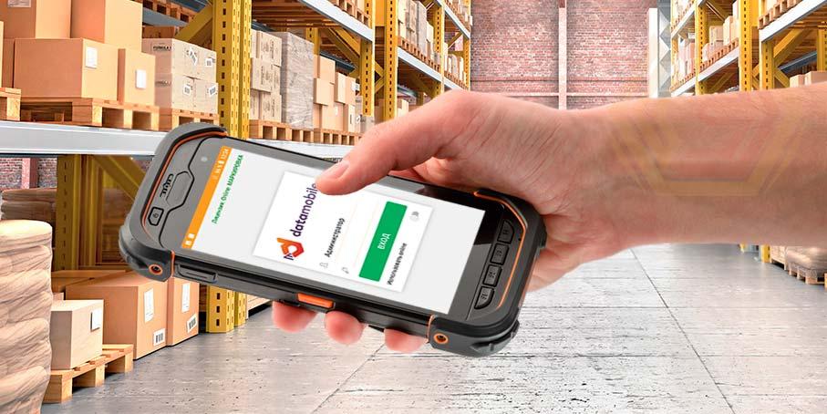 ТСД АТОЛ Smart touch - надежность и высокая производительность.